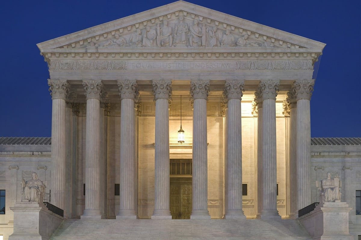 skeptic society Artificial intelligence predicting US Supreme Court decisions