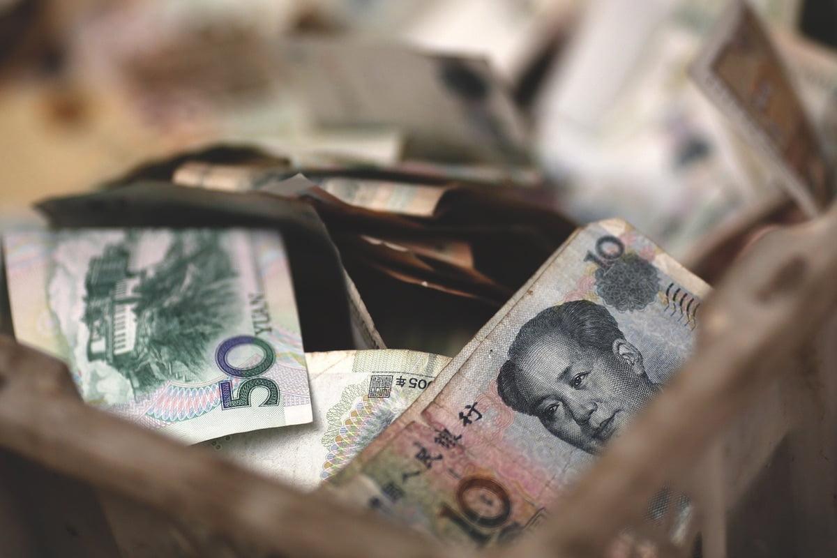 China Rebalancing?